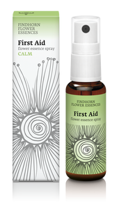 Findhorn First Aid Oral Spray 25ml