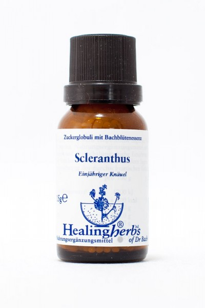 Healing Herbs - Scleranthus (Einjähriger Knäuel) Globuli 15gr