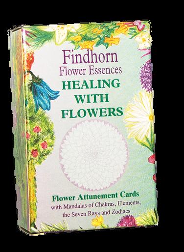 Flower Attunement Cards