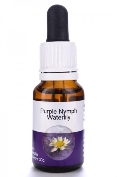 Living Essences Purple Nymph Water Lily 15ml (MHD 10/14)